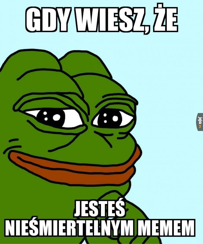 Pepe - Wieczny mem