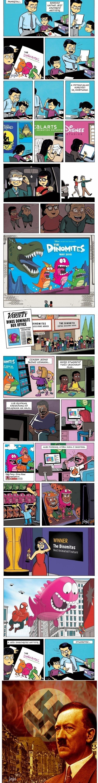 Komiks z ważnym przesłaniem