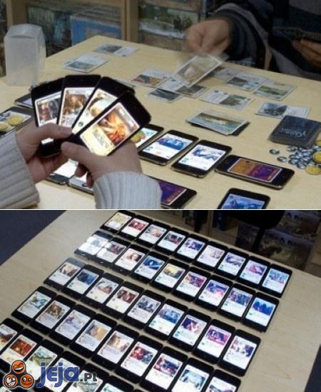 Jak bogate dzieci grają w karty