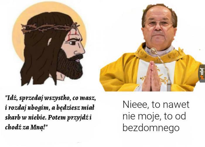Chad Jezus vs virgin redemptorysta