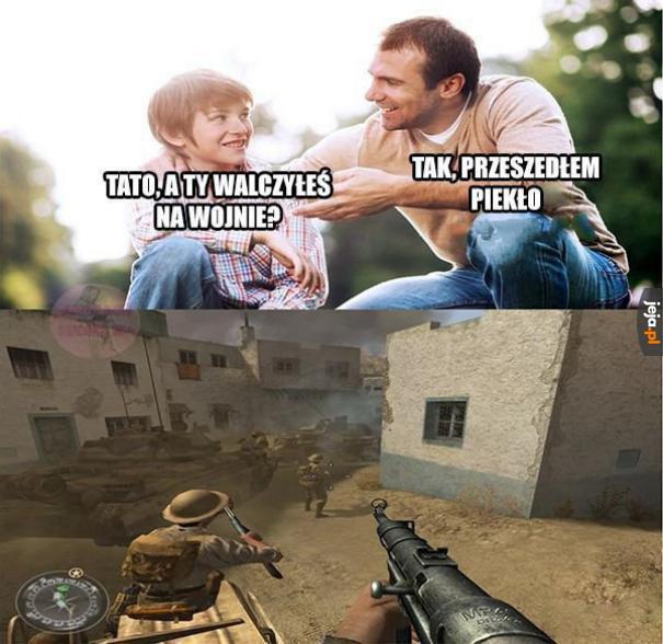 Wojna zmienia...