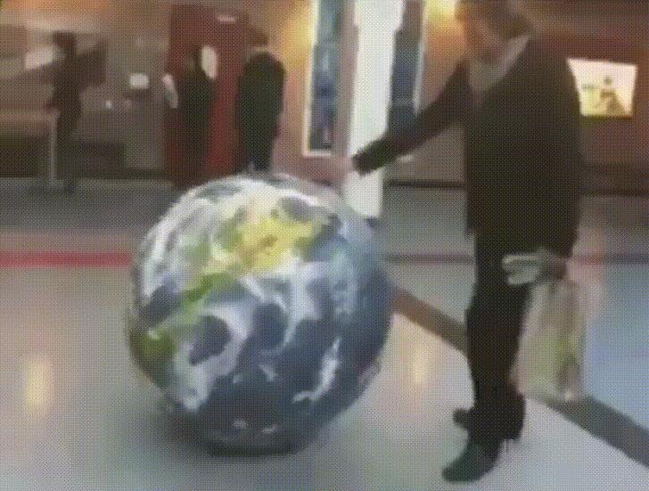 My przekazujący planetę następnym pokoleniom