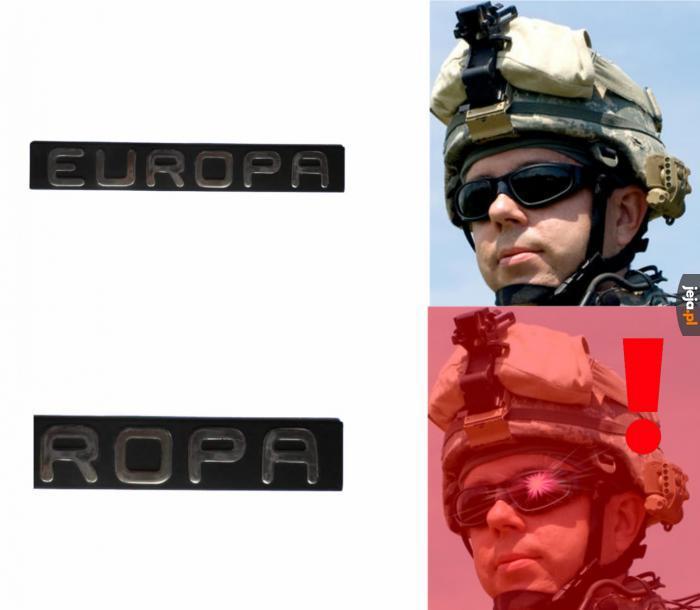 Dlaczego USA lubi Europę