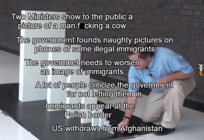Nasz kraj bryluje w zagranicznych memach