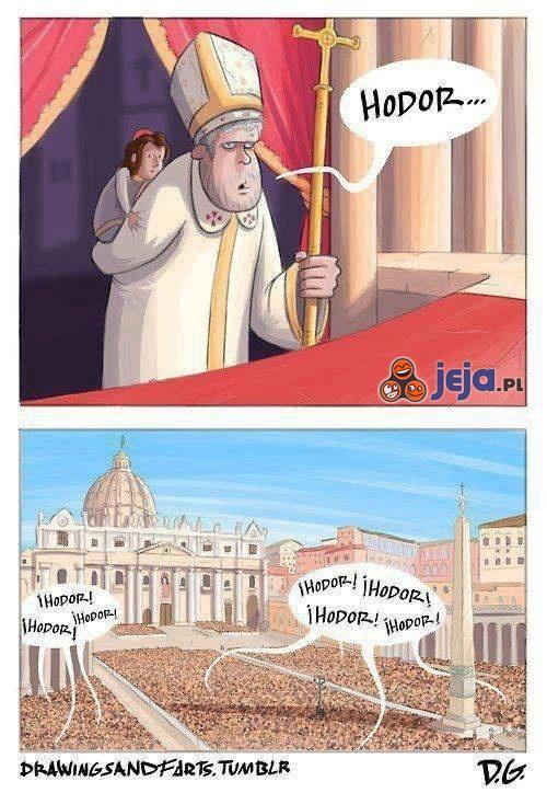 Nowy papież