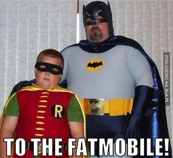 Fatman i Robin