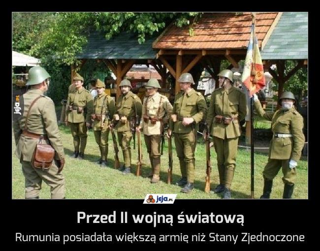Przed II wojną światową