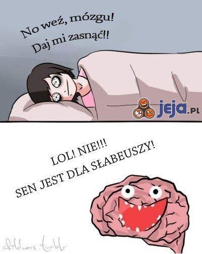 Daj mi zasnąć!