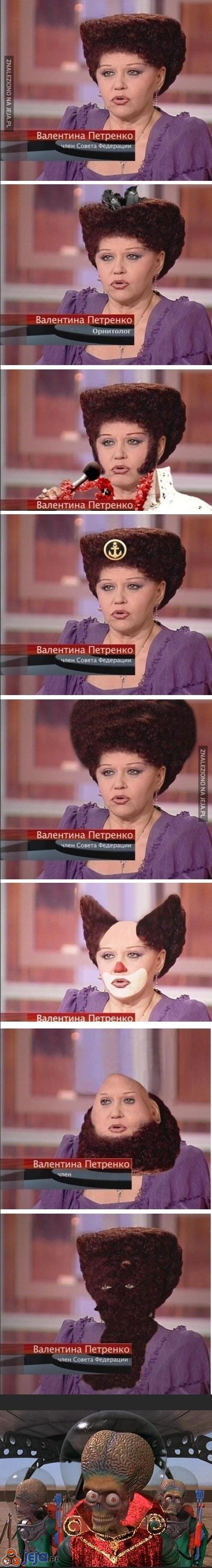 Rosjanie bawią się Photoshopem