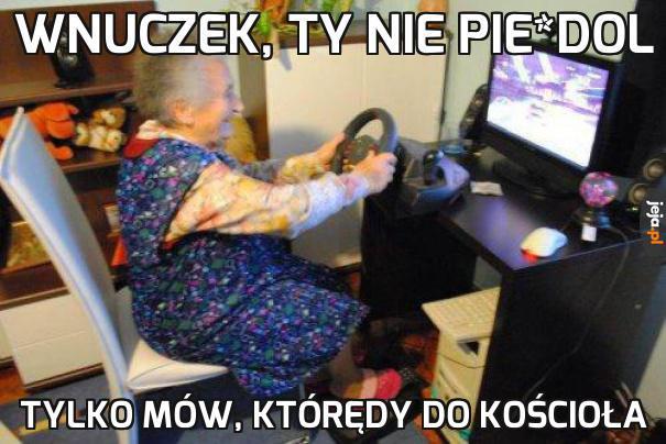 Fajna babcia