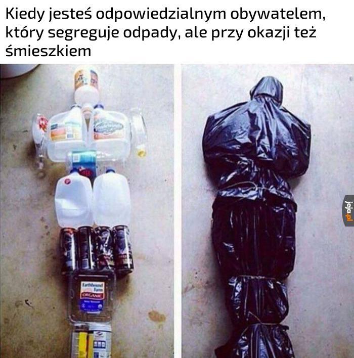 Śmieciarze dostaną zawału