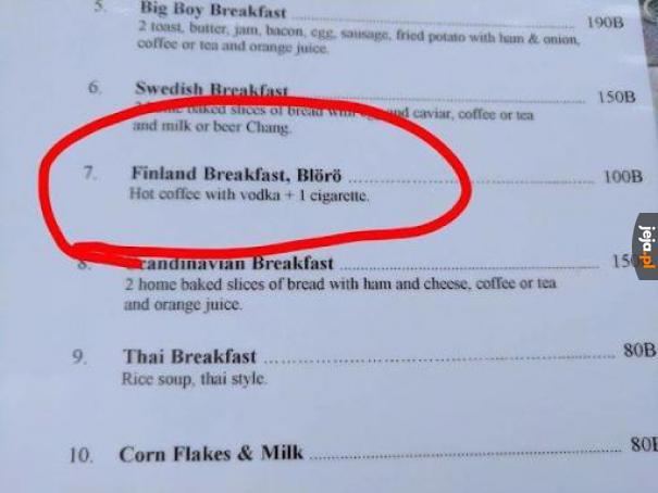 Finlandia moment