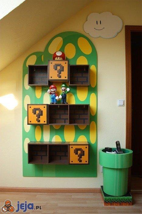 Pokój MarioFana