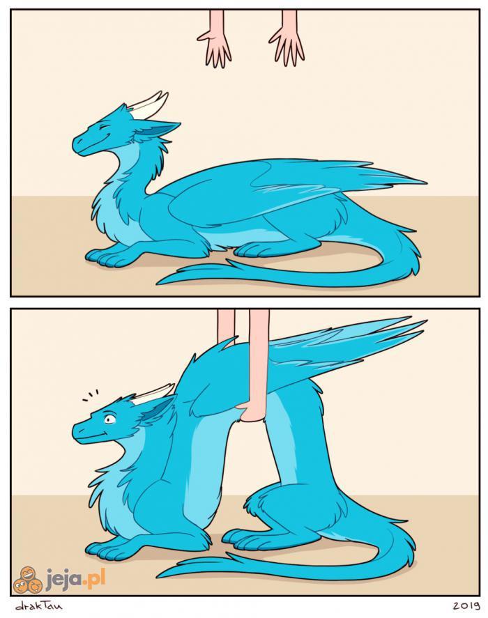 Jak podnieść smoka