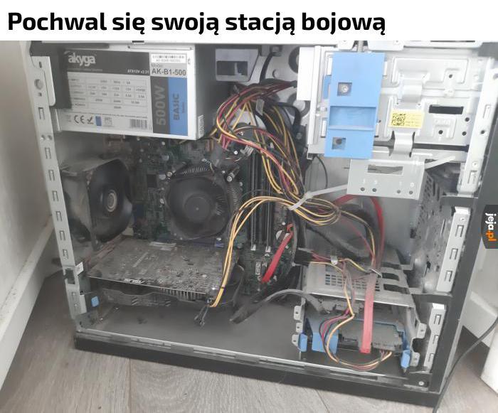 Jak tam Wasze komputerki?