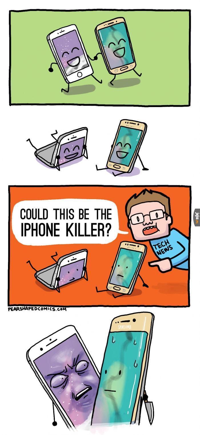 Smartfonowi kumple