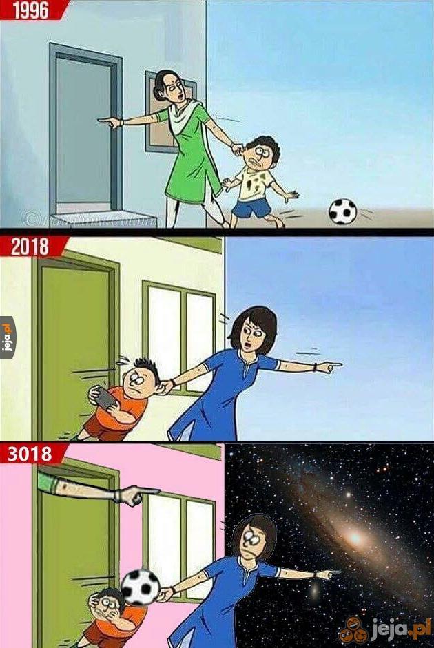 Tak to jest z tymi dziećmi