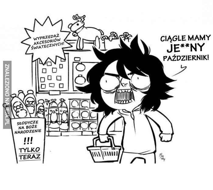 Marketingowcy: udławcie się Mikołajami!