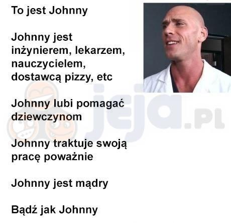 Dobry ziomek Johnny