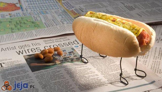 Bobki hot-doga