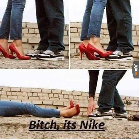 Nike ważniejsze