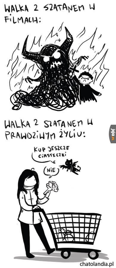 Szatańskie podszepty