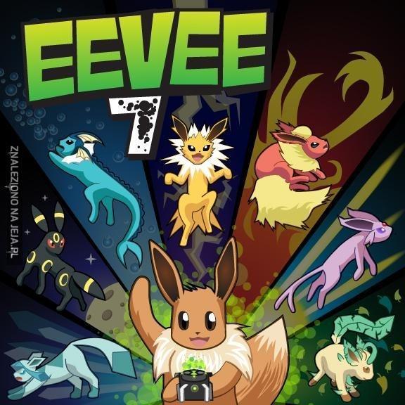 Ben 10 - wersja Pokemonowa