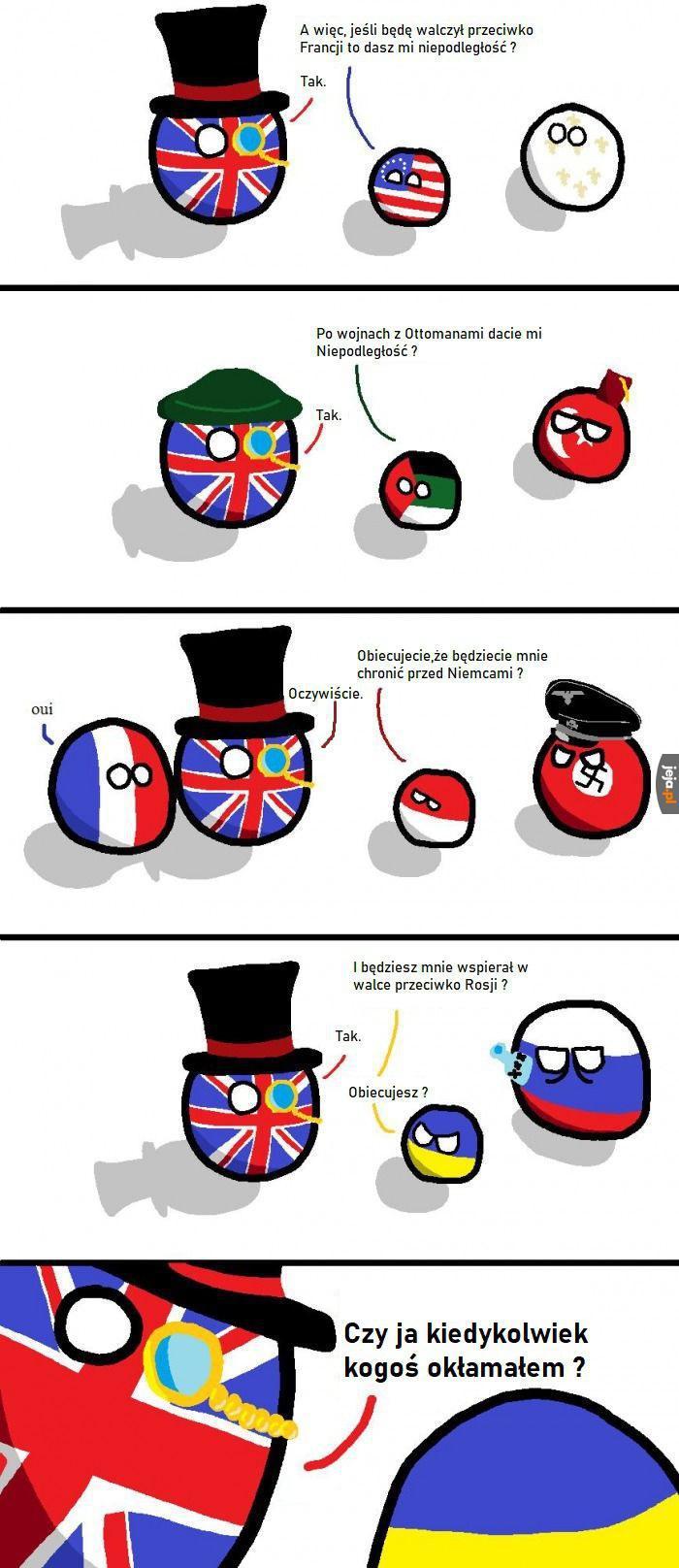 Nieszczera Brytania