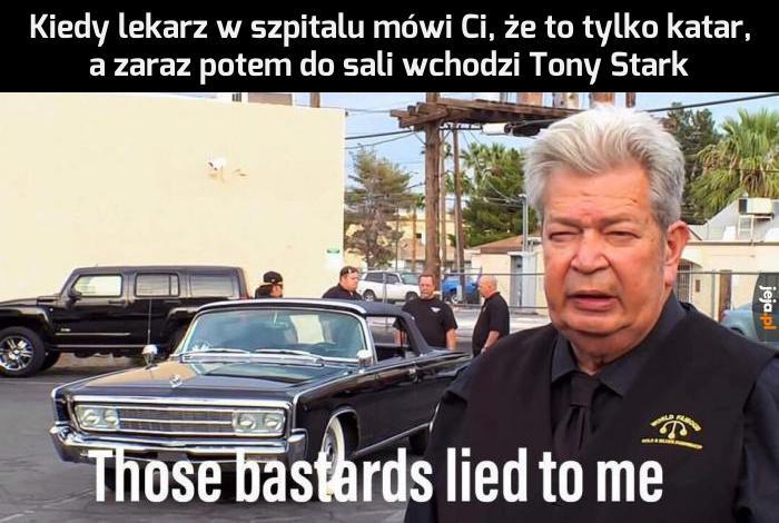 Kłamca!
