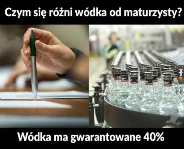Mem dla maturzystów