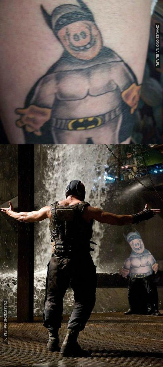 Gotham mnie potrzebuje!