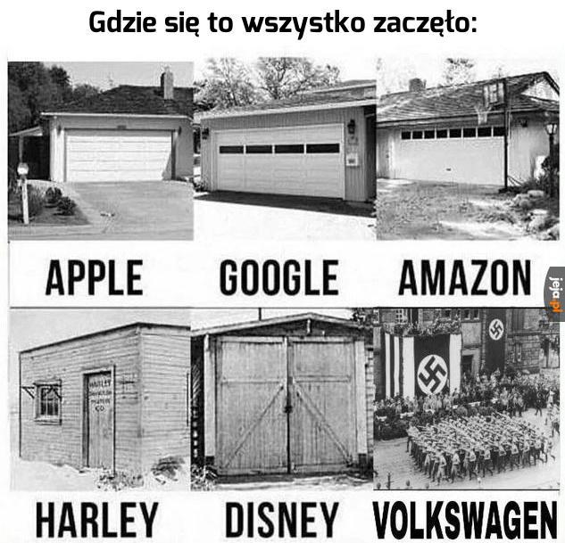 Firmy z tradycjami