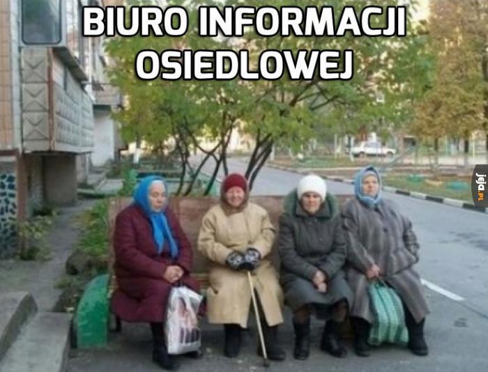 Biuro informacji osiedlowej