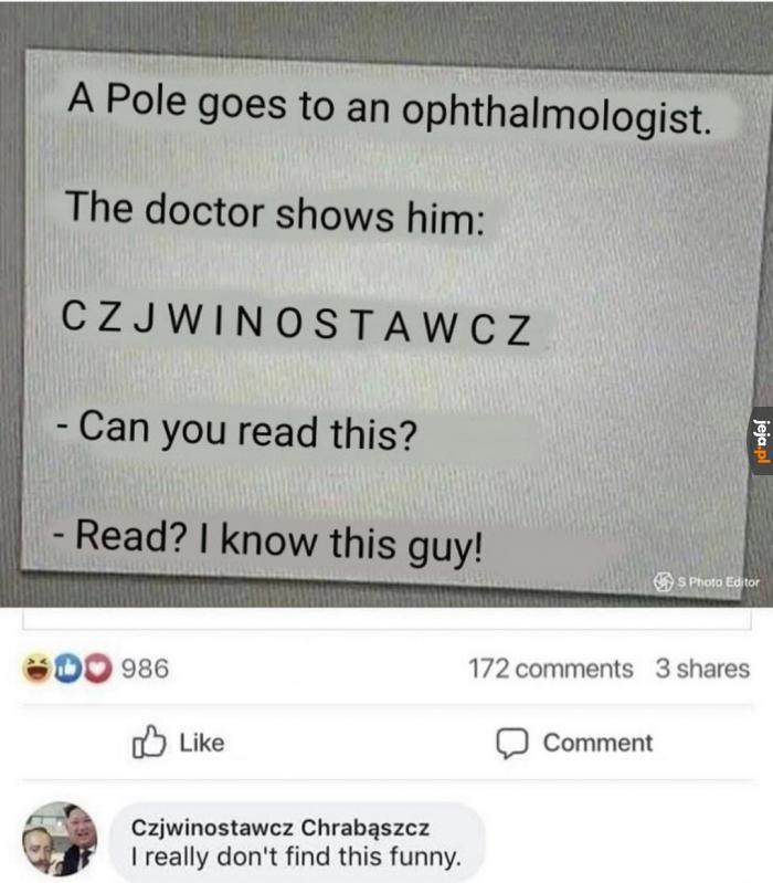 Nieśmieszne