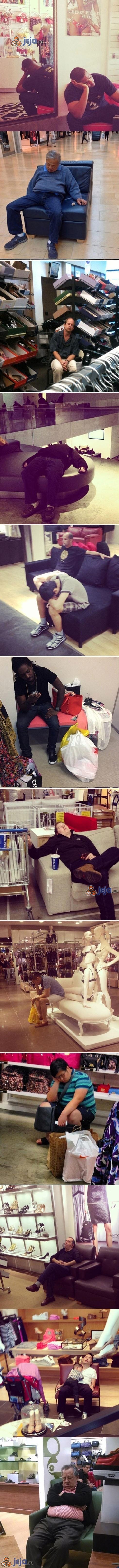 Jak wyglądają zakupy z kobietami