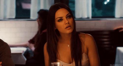 Gdy ktoś mówi coś, co w ogóle mnie nie interesuje...