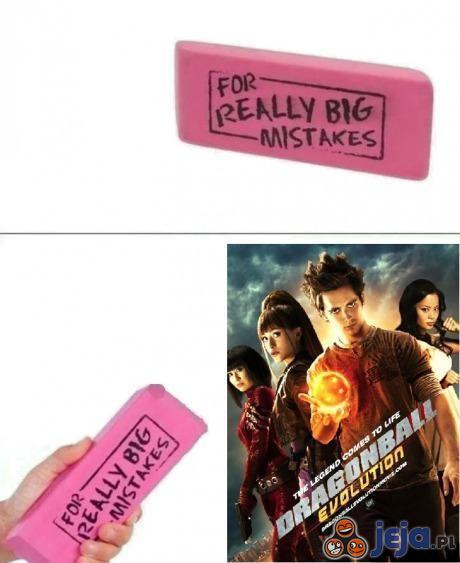 Do bardzo wielkich błędów