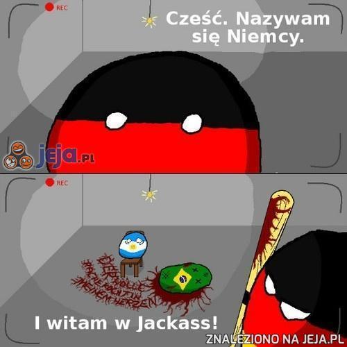 Cześć, nazywam się Niemcy...
