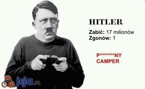 Hitler Pro-gracz