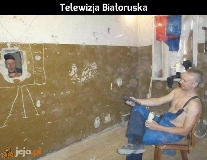 I tak się żyje na tej Białorusi