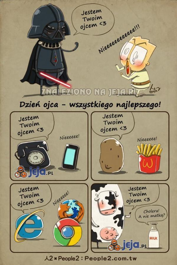 Jestem Twoim ojcem!