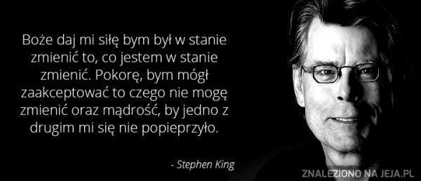 Stephen to mądry koleś