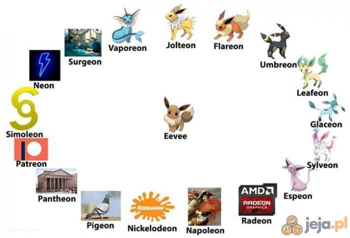 Nowe ewolucje zapowiadają się świetnie