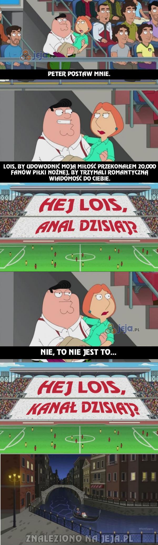 Family Guy we Włoszech