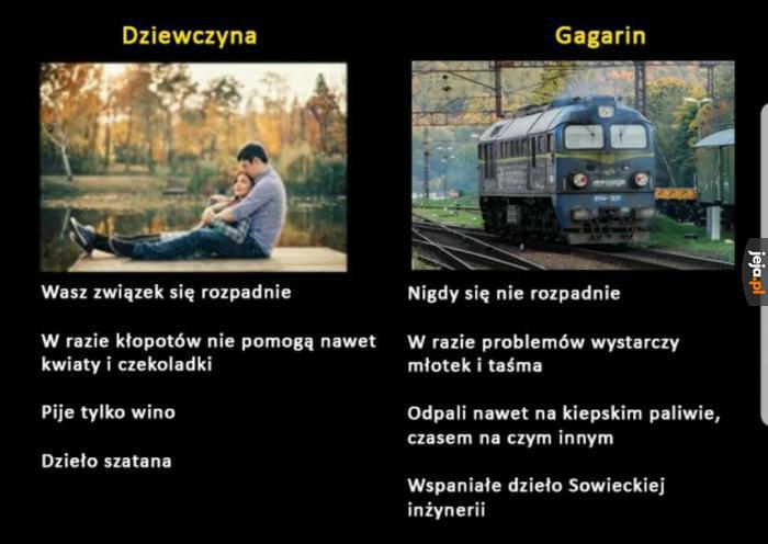 Potężny Gagarin