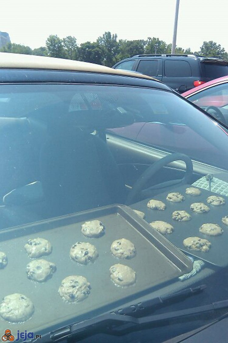 Pieczenie ciasteczek
