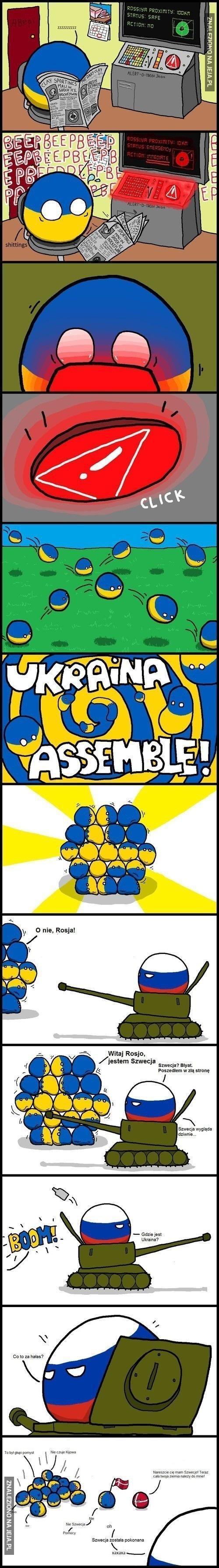 Plan awaryjny Ukrainy