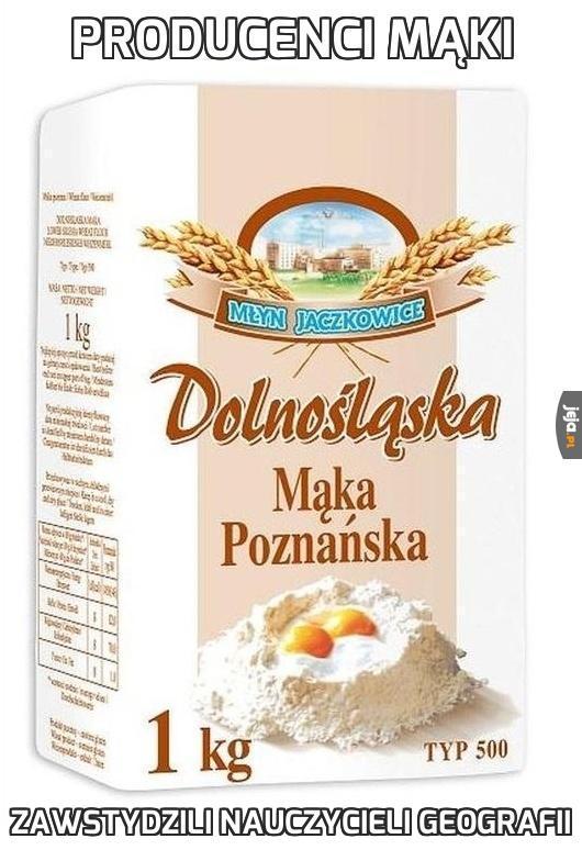 Producenci mąki