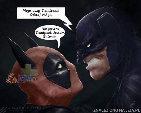 Nie jestem Deadpool