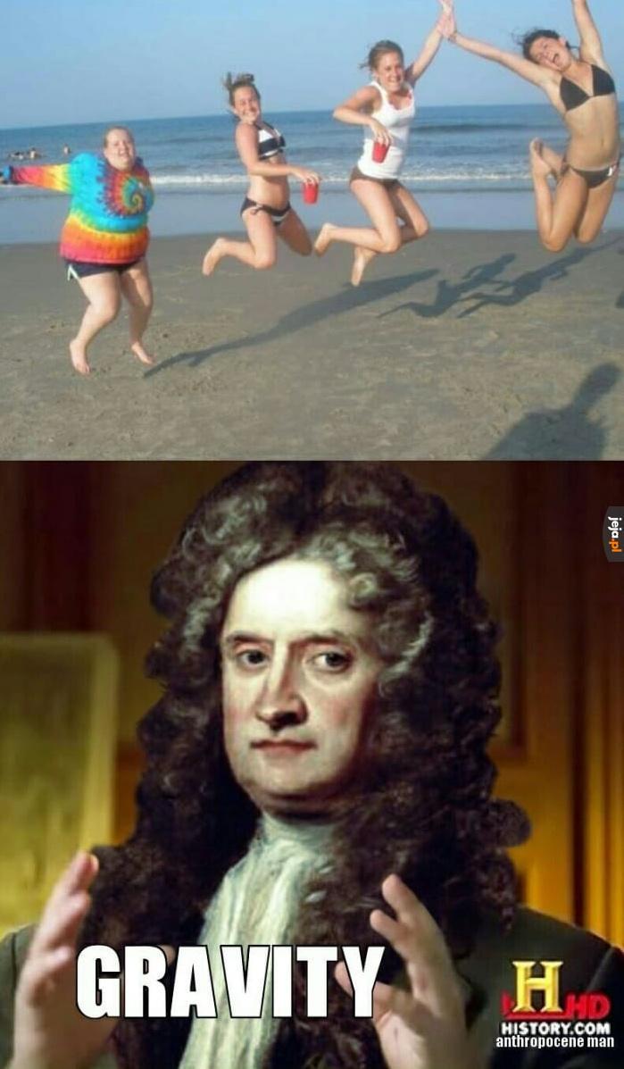 Fizyka jest bezlitosna